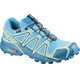 Salomon Speedcross 4 GTX Shoes Women Aquarius/Beach Glass/Hawaiian